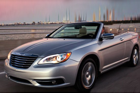 Chrysler 200 Cabriolet KLimited 2012 neuf