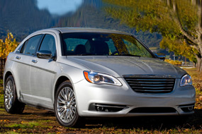Chrysler 200 Limited 2014 neuf