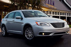 Chrysler 200 Touring 2014 neuf