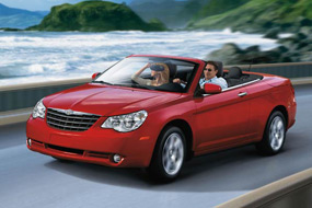 Chrysler Convertible LX 2010 neuf