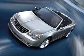 Chrysler Convertible Limited 2010 neuf