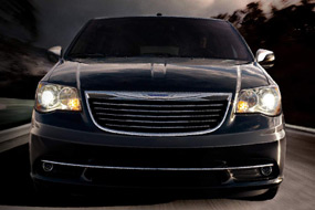 Chrysler Town and Country 2011 neuf