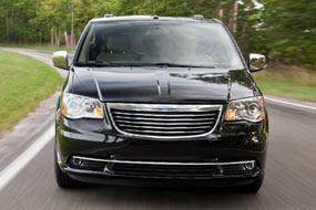 Chrysler Town and Country Limited 2012 neuf