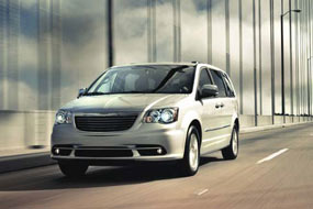 Chrysler Town and Country Limited 2014 neuf