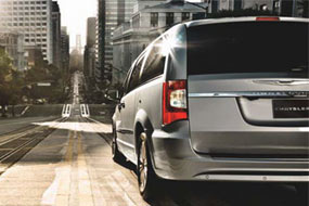 Chrysler Town and Country Touring 2014 neuf
