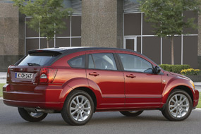 Dodge Caliber SXT 2010 neuf