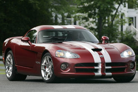 Dodge Viper SRT10 Coupe 2010 neuf