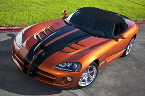 Dodge Viper SRT10 Roadster 2010 neuf