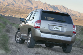 Jeep Compass Limited 2010 neuf