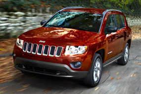 Jeep Compass 2011 neuf