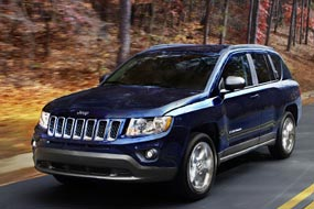 Jeep Compass Limited 2012 neuf