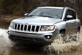 Jeep Compass North Edition 2012 neuf