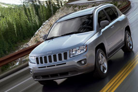 Jeep Compass Limited 2013 neuf