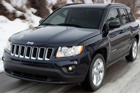 Jeep Compass North 2013 neuf