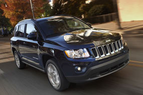 Jeep Compass Sport 2013 neuf