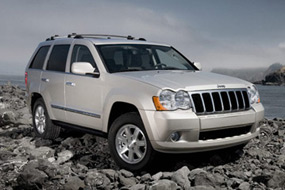 Jeep Grand Cherokee Limited 2010 neuf