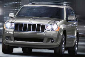Jeep Grand Cherokee North Edition 2010 neuf
