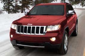 Jeep Grand Cherokee Limited 2012 neuf