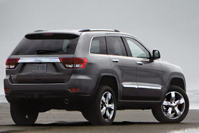 Jeep Grand Cherokee SRT8 2012 neuf