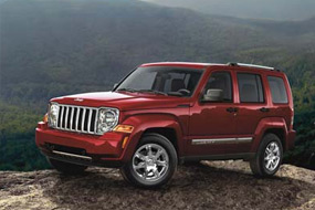 Jeep Liberty Sport 2010 neuf