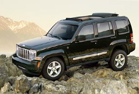 Jeep Liberty 2011 neuf