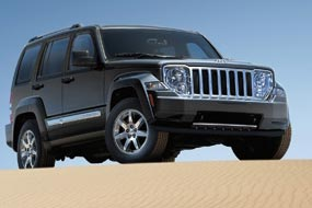 Jeep Liberty Limited 2012 neuf