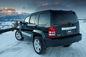 Jeep Liberty Sport 2012 neuf