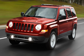 Jeep Patriot 2011 neuf