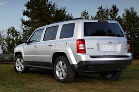 Jeep Patriot Limited 2012 neuf