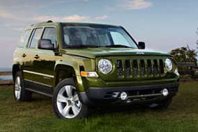 Jeep Patriot North 2012 neuf