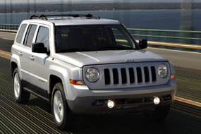 Jeep Patriot Sport 2012 neuf