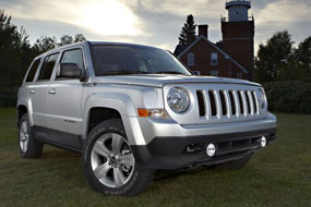 Jeep Patriot Limited 2013 neuf