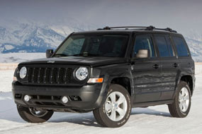 Jeep Patriot North 2013 neuf