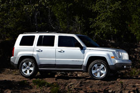 Jeep Patriot Sport 2013 neuf