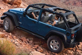 Jeep Wrangler Unlimited Rubicon 2010 neuf
