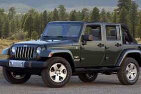 Jeep Wrangler Unlimited Sahara 2010 neuf