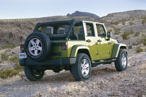Jeep Wrangler Unlimited Sport 2010 neuf